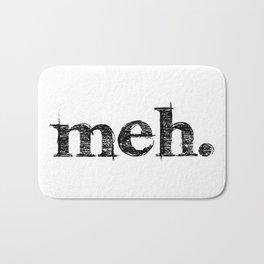 meh. Bath Mat