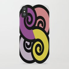 Spirals Slim Case iPhone X