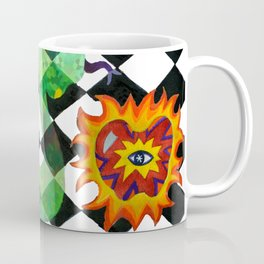 The Shiny Apple Coffee Mug