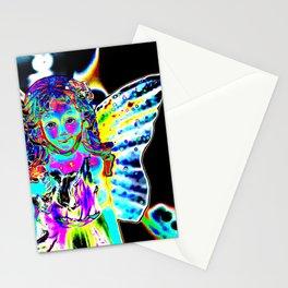 rave fae Stationery Cards