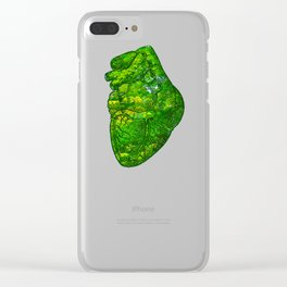 Landscape of My Heart (4 as 1) Clear iPhone Case
