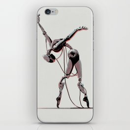 Dancer iPhone Skin