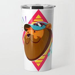 Bear Pride Travel Mug