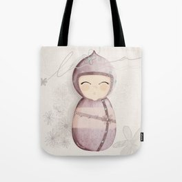 Poupée kakoon1 Tote Bag