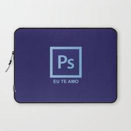 PS EU TE AMO Laptop Sleeve