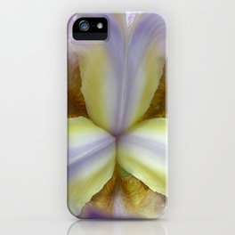 lily bloom macro XVII iPhone Case