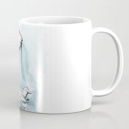 Koi Watercolor Coffee Mug