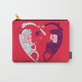 All Is Fair In Love And War Carry-All Pouch