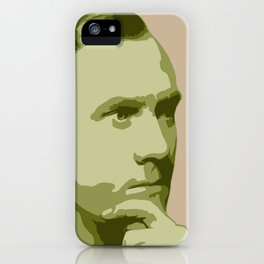 Patrick White iPhone Case