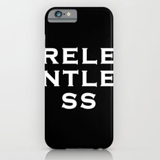RELENTLESS Slim Case iPhone 6s
