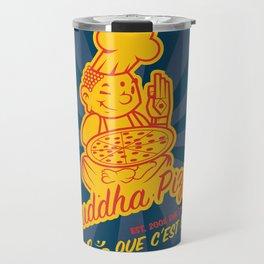 Bouddha Pizza Travel Mug