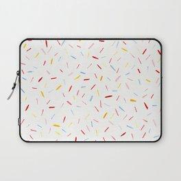 Pastel Sprinkles Laptop Sleeve