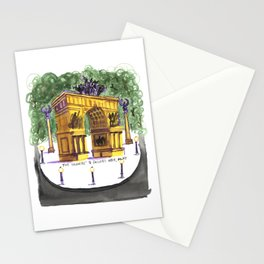 Soldiers and Sailors Arch Stationery Cards