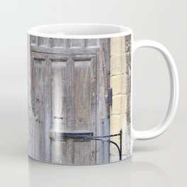 Oxford door 13 Coffee Mug