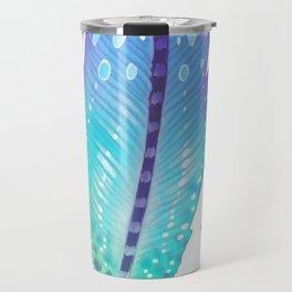 Aqua Marine Travel Mug