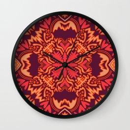 Heart Daze Wall Clock