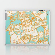 Faces II Laptop & iPad Skin