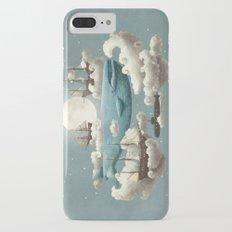 Ocean Meets Sky - colour option iPhone 8 Plus Slim Case