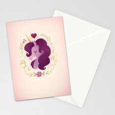 Unicorn Love Stationery Cards