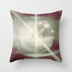 Explore the Light Throw Pillow