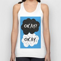 fault in our stars Tank Tops featuring The Fault in our Stars by MariBee