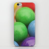 gumball iPhone & iPod Skins featuring Gumball Pit by Beth - Paper Angels Photography