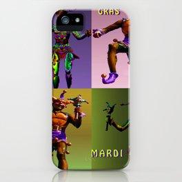 Jus Jestin iPhone Case