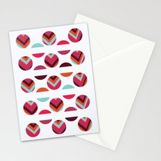 Tribal Circles Stationery Cards