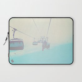 Chair Lift into the Light Laptop Sleeve