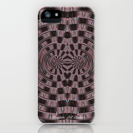 Mesmerized 35 iPhone Case