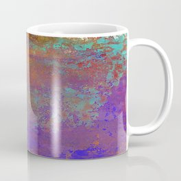 Abstract with my Eyes Closed Coffee Mug