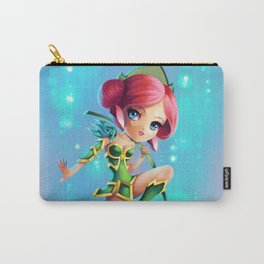 leafgirl Carry-All Pouch