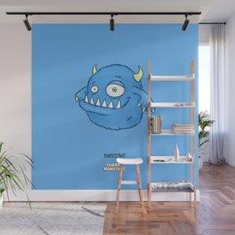 Bounceefluff Wall Mural