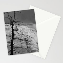 Mystical View Over Minerva Spring Stationery Cards