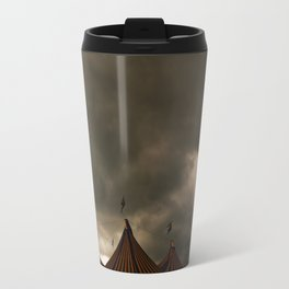 Glastonbury Sunshine Travel Mug