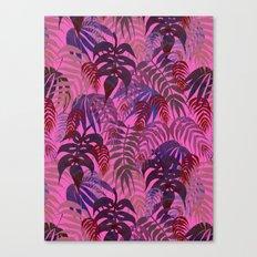 LOST - Magenta Canvas Print