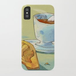 Perfect morning iPhone Case