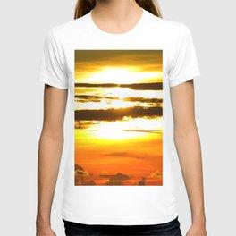 Sanibel Island Sunset T-shirt