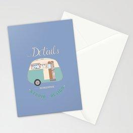Logo DSD Stationery Cards
