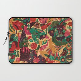 Sense Improvisation Laptop Sleeve