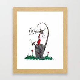 Cool Dude Framed Art Print