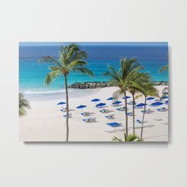 Needham's Point, Barbados Metal Print