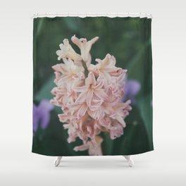 Hyacinthus Shower Curtain