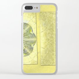 Unpinning Unprotected Flowers  ID:16165-042420-57641 Clear iPhone Case
