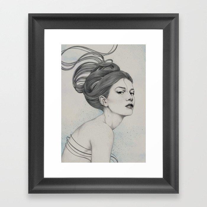 230 Framed Art Print