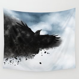 Reclaiming Nevermore Wall Tapestry