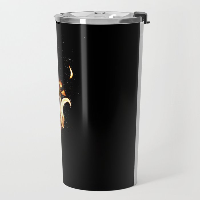 Home fire Travel Mug
