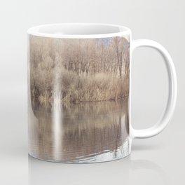 Water lake reflections Coffee Mug
