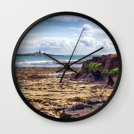 Rugged Honesty Wall Clock