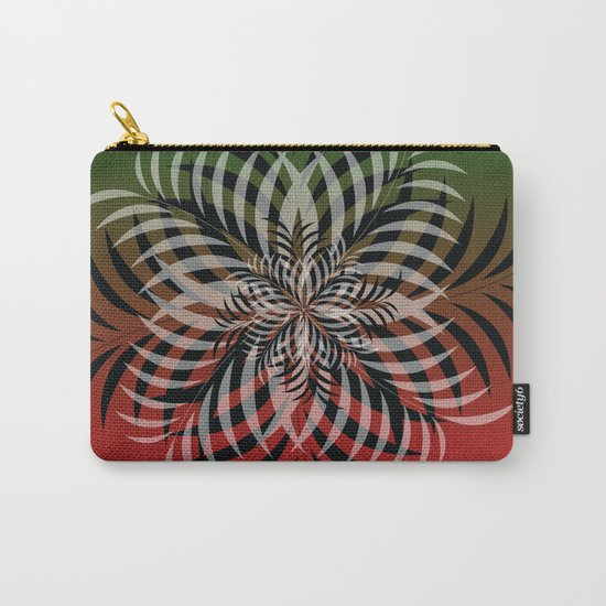 color leaf 2 Carry-All Pouch
